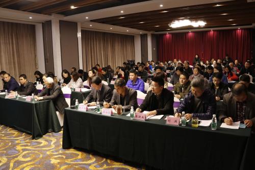 """重庆市学习宣传贯彻党的十九大精神""""进机关""""宣讲会现场"""
