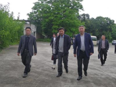 农业农村部种子局局长张延秋到重庆调研