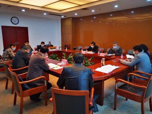 农业农村部病虫防控督导调研组重庆市座谈会.